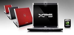 Nový notebook Dell XPS M1530