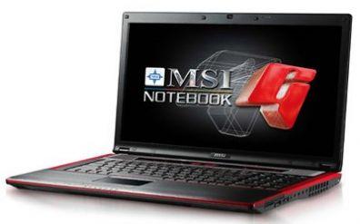 MSI GX720