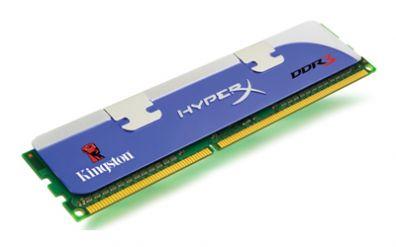 Paměti Kingston Technology HyperX DDR3 získávají certifikaci Intel XMP