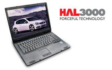 Notebook společnosti HAL