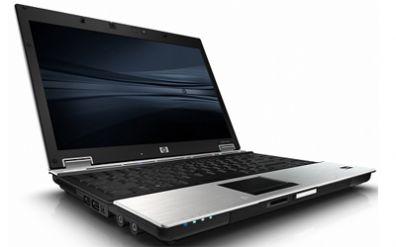 Profesionální notebook od HP