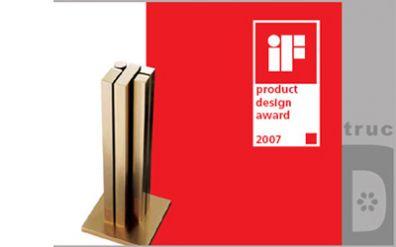 Fujitsu Siemens Computers získává ocenění iF Product Design Award 2009