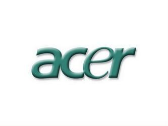 Acer si upevňuje třetí místo v celkovém prodeji osobních počítačů a druhé místo v prodeji notebooků