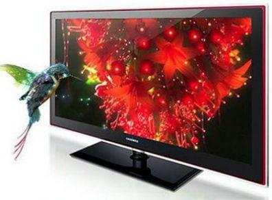 SAMSUNG TV drtí konkurenci a Obchodní Dům Praha (Jan Mikisek) nyní nabízí LED TV za skvělé ceny