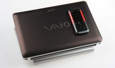 Sony Vaio řady W s nejlepším displejem z netbooků