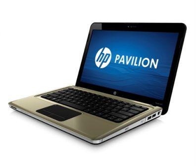 HP Pavilion dv3-4320ec - náročný elegán