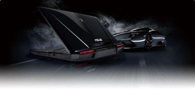 Asus Lamborghini VX7 - sportovní notebook