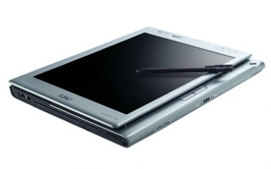 Acer TravelMate C200 – jedinečný zážitek s Tablet PC