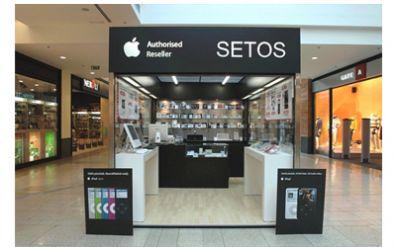 Nová prodejní místa Apple Reseller Setos