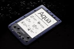 PocketBook Aqua! První čtečka, co se nebojí vody
