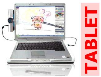 Proměňte svůj notebook v tablet