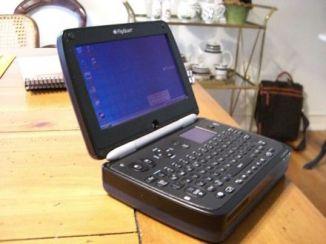 FlipStart – mininotebook s Windows Vista