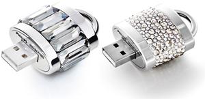USB jako šperk