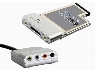 Creative X-Fi Audio Enhancer pro notebooky