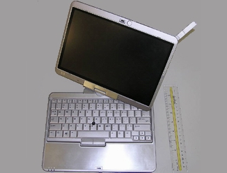 Tablet HP Compaq 2710p