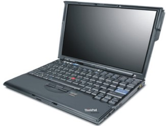 Lenovo ThinkPad X61s - prcek na cesty