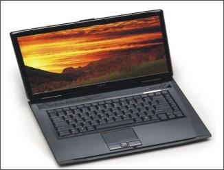 Fujitsu představuje LifeBook A6110