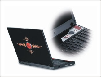 MSI prezentuje herní notebook GX600