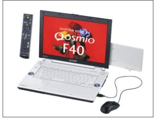 Toshiba vylepšuje své Qosmio G40 o lepší procesor