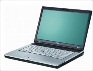 Fujitsu Siemens a nový profesionální LIFEBOOK S7210