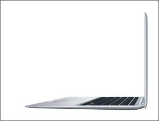 Apple představuje nejtenčí notebook světa