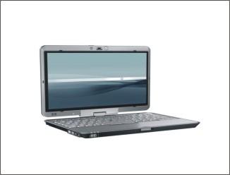 Notebook HP Compaq 2710p sbírá ceny