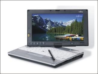 Fujitsu a vylepšený LifeBook P1620