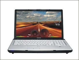 Notebooky Toshiba Satellite X205-SLI také s procesory Penryn