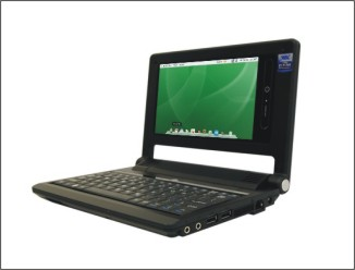 Další zpoždění notebooku Cloudbook společnosti Everex