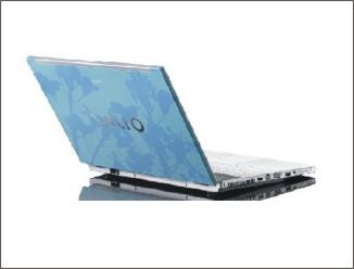 Sony a nové barevné variace notebooků