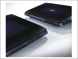 Acer a nová řada notebooků Gemstone Blue