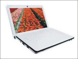 "ECS a notebook G10IL nabídne ""Diamondville"" a 8,9"" či 10,2"" displej"