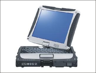 Panasonic vylepšuje odolný Toughbook 19