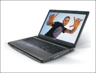 Toshiba vypouští nový notebook Satellite L350