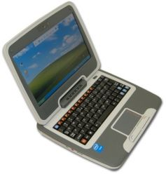 Nový mini Laptop 2go PC od firmy CTL