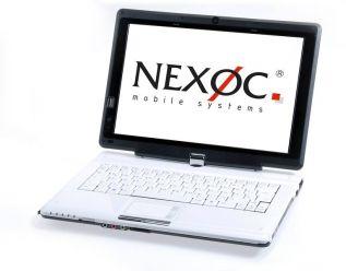 Ultra přenosný Notebook Nexoc Osiris S621