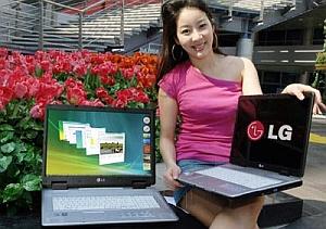LG představila notebooky, které jsou schopné nahradit stolní počítač