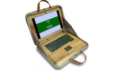 Fujitsu vyrobí notebook ze dřeva
