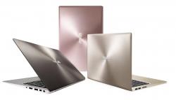 ASUS již nabízí SSD ve všech řadách svých notebooků