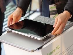 Vše v jednom. To je Acer Aspire P3